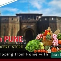 Online grocery shopping store in Pune and Nashik
