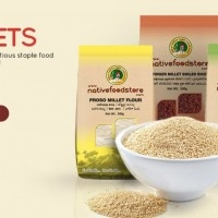 Native Food Store, one stop online Native food stuff store in Chennai