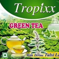 TROPIXX Green Tea with Tulsi
