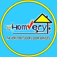 Homvery - The Very First Door 2 Door Grocery Services
