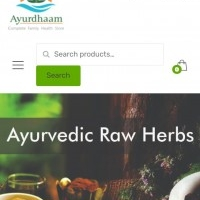 Ayurdhaam, ayurvedic and herbal products, Organic vegetables, Fruits and Grocery store