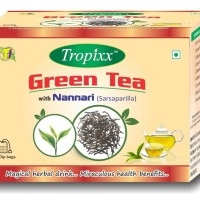 Nannari Green Tea