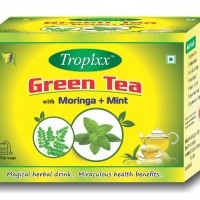 Moringa Mint Green Tea