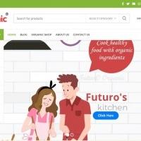 Futuro Organic Online grocery store