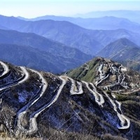 Silk Route Tour Sikkim Packages Plan Map