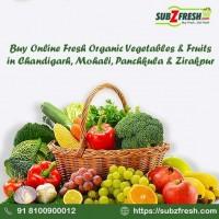 Online Fruits And Vegetables Mohali | Fresh Fruits Online Panchkula | Online Fresh Vegetables Panchkula